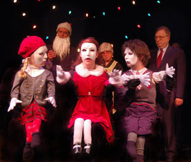 John Fogles Theatre Resume
